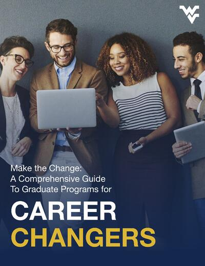 Career Changers Guide Cover