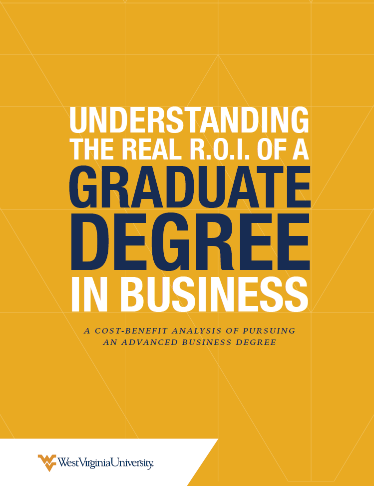 Understanding the Real ROI of a Grad Degree in Business